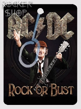 Visačka AC/DC-Rock Or Bust