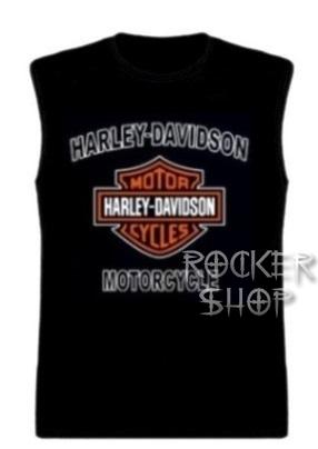 9098529b0198 Tričko HARLEY DAVIDSON pánske-Motorcycle bez rukávov