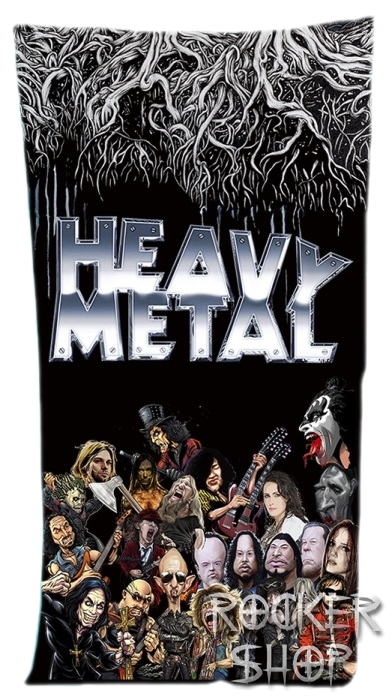 Uterák HEAVY METAL