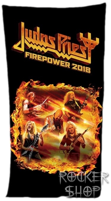 Osuška JUDAS PRIEST-Firepower