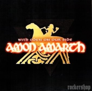 Nálepka AMON AMARTH-With Oden On Our Side