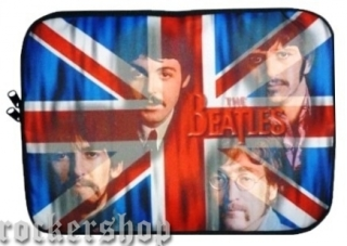Púzdro na notebook BEATLES-UK Flag