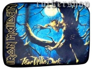 Púzdro na notebook IRON MAIDEN-Fear Of The Dark