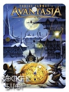Visačka AVANTASIA-Mystery Of Time