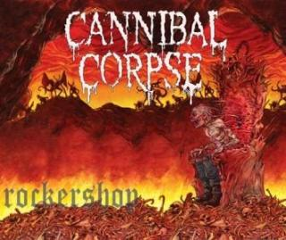 Obrus CANNIBAL CORPSE-Hell Throne