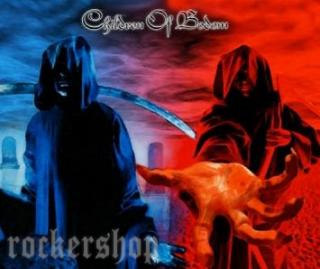 Obrus CHILDREN OF BODOM-Red And Blue