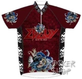 Dres EDGUY cyklistický-Age Of The Joker
