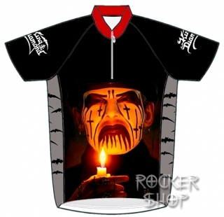 Dres KING DIAMOND cyklistický-Candle