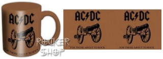 Hrnček AC/DC-For Those About To Rock