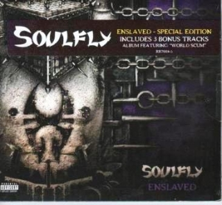 CD SOULFLY-Enslaved