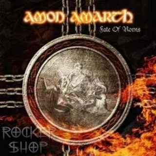 CD AMON AMARTH-Fate Of Norns