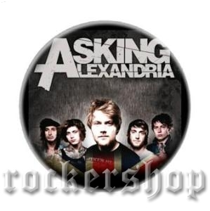 Magnetka ASKING ALEXANDRIA-Band
