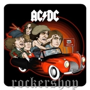 Magnetka AC/DC-666 Hell