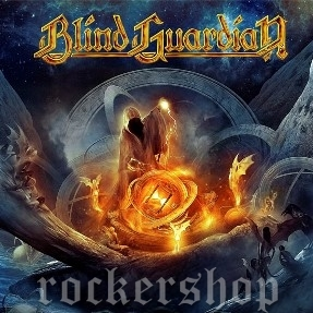 Podpivník BLIND GUARDIAN-At The Edge Of Time