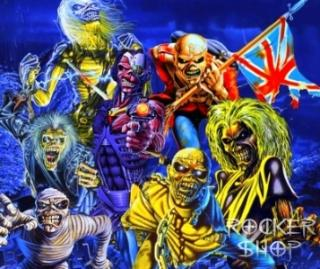 Obrus IRON MAIDEN-Best Of