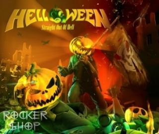 Obrus HELLOWEEN-Straight Out Of Hell
