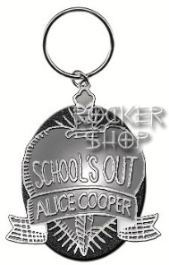 Kľúčenka ALICE COOPER-School´s Out