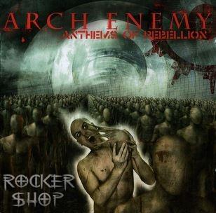 CD ARCH ENEMY-Anthems Of Rebellion