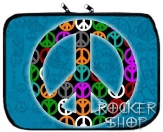 Púzdro na notebook BLUE PEACE