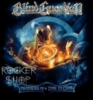 Nálepka BLIND GUARDIAN-Memories Of A Time To Come