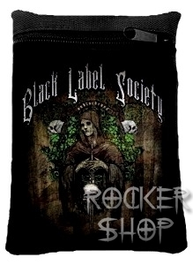 Taška BLACK LABEL SOCIETY na doklady-Unblackened