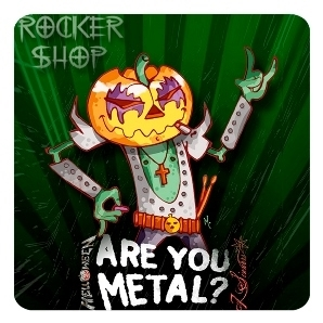 Magnetka HELLOWEEN-Are You Metal?