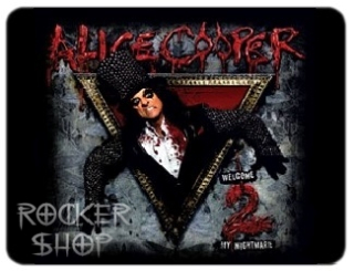 Podložka pod myš ALICE COOPER-Welcome 2 My Nightmare