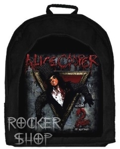 Ruksak ALICE COOPER-Welcome 2 My Nightmare