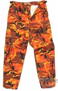 b0bad4ab6c50 Kapsáče maskáčové oranžové McAllister