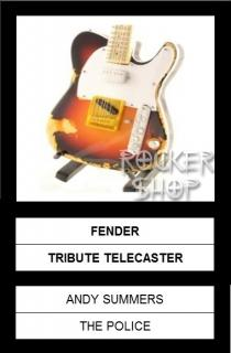 Mini gitara ANDY SUMMERS-Fender Telecaster