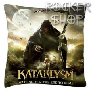 Vankúš KATAKLYSM-Waiting For The End To Come