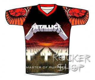 Futbalový dres METALLICA-Master Of Puppets