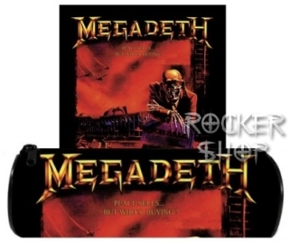 Peračník MEGADETH-Peace Sells...But Who's Buying?