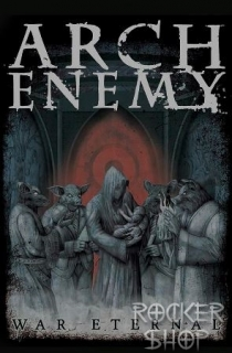 Vlajka ARCH ENEMY-War Eternal