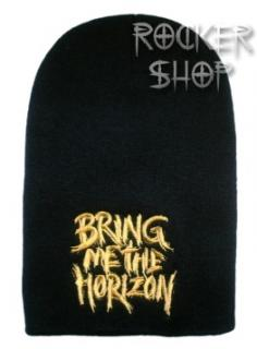 Čiapka BRING ME THE HORIZON-Yellow Logo