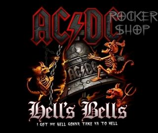 Obrus AC/DC-Hell´s Bells