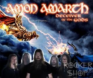 Obrus AMON AMARTH-Deceiver Of The Gods