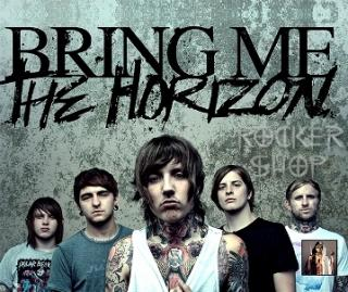 Obrus BRING ME THE HORIZON-Band