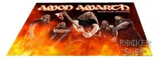 Obrus AMON AMARTH-Surtur Rising Band