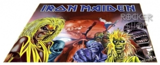 Obrus IRON MAIDEN-Collage