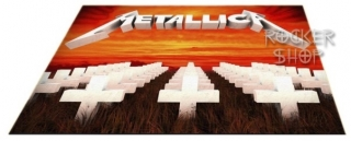 Obrus METALLICA stredný-Master Of Puppets