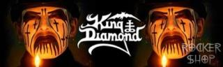 Potítko KING DIAMOND-Candle