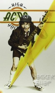 Vlajka AC/DC-High Voltage