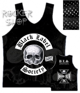 Dres BLACK LABEL SOCIETY basketbalový-SDMF