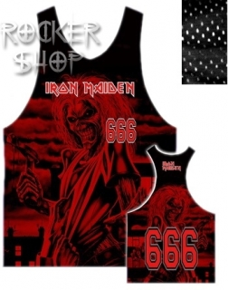 Dres IRON MAIDEN basketbalový dámsky-Killers