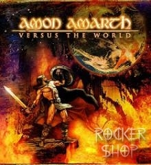 CD AMON AMARTH-Versus The World