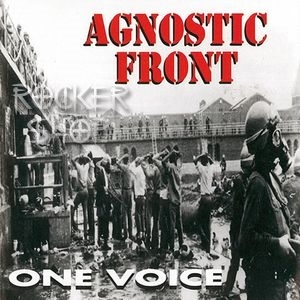 CD AGNOSTIC FRONT-One Voice