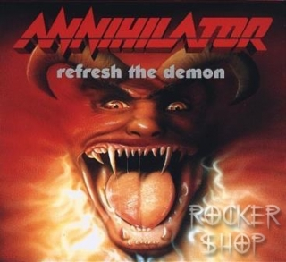 CD ANNIHILATOR-Refresh The Demon
