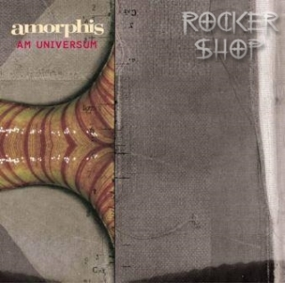 CD AMORPHIS-Am Universum