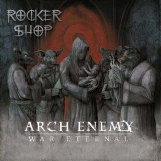 CD ARCH ENEMY-War Eternal